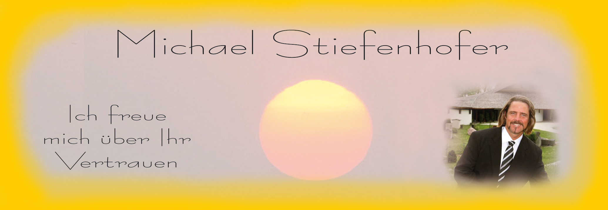 Michael Stiefenhofer